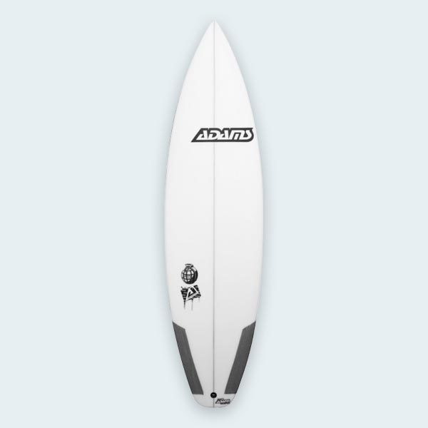 high performance surfboard