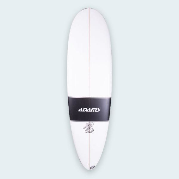 adams cobra surfboard