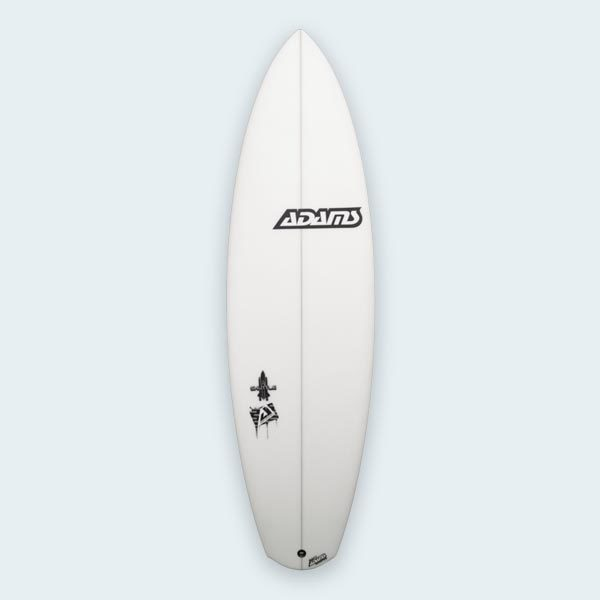 Shuttle Surfboard