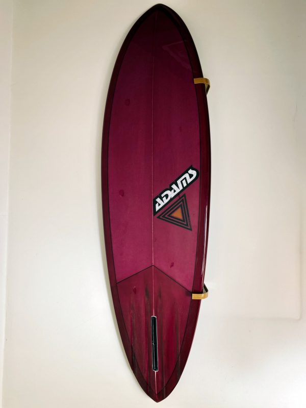 Retro Single Fin Surfboard