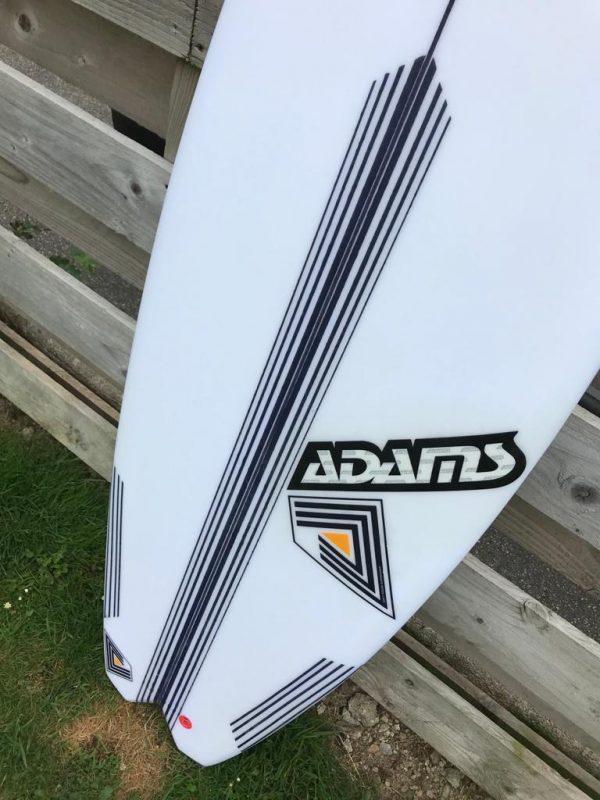 adams stealth donkey surfboard